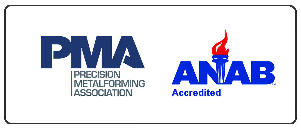 AQA International and ANAB Accredited